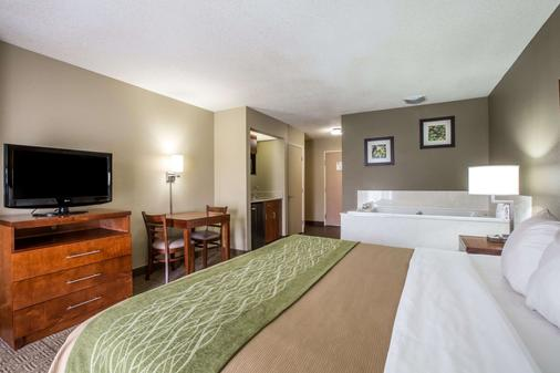 Comfort Inn & Suites at Dollywood Lane - Pigeon Forge - Bedroom