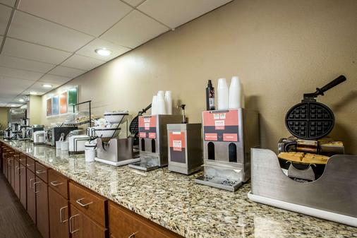 Comfort Inn & Suites at Dollywood Lane - Pigeon Forge - Buffet