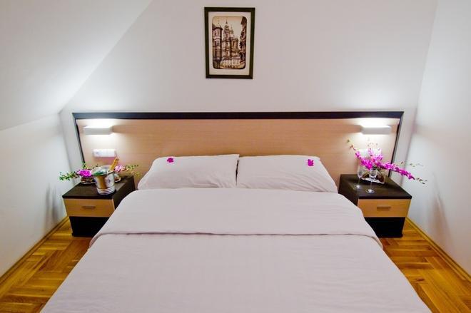 Hotel Praga 1 - Praha - Makuuhuone