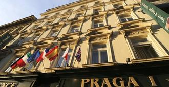 Hotel Praga 1 - Prague - Bâtiment