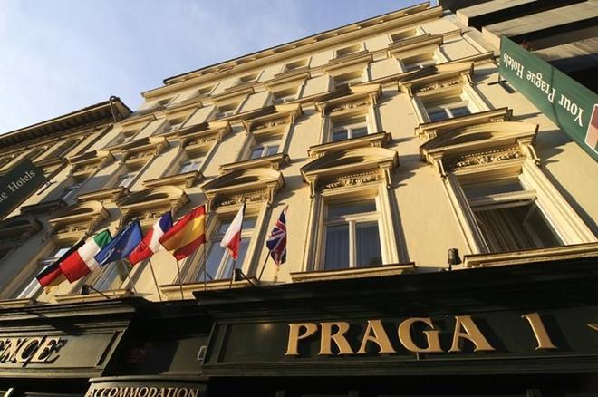 Hotel Praga 1 - Praha - Rakennus