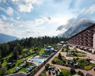 Interalpen-Hotel Tyrol Gmbh - Telfs - Outdoors view