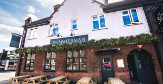 The Waterman - Cambridge - Toà nhà