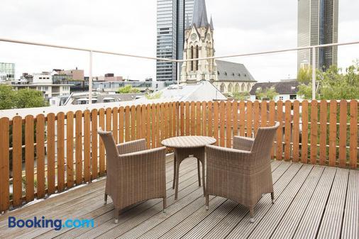 Hotel Villa Florentina - Frankfurt am Main - Balcony