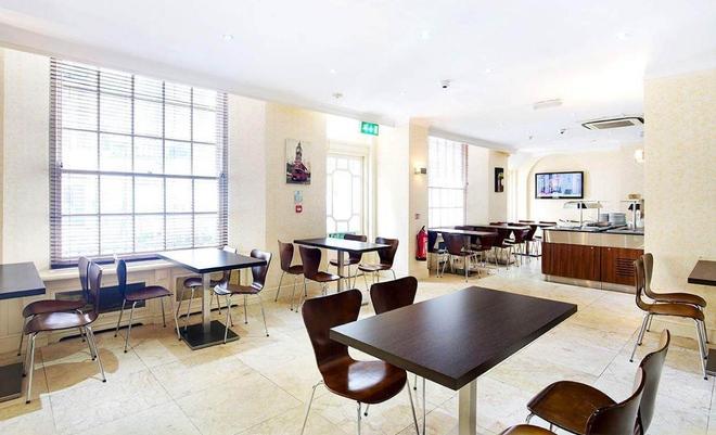 Queens Park Hotel - London - Restaurant