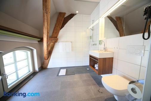 Hotel Kunstmühle - Mindelheim - Bathroom