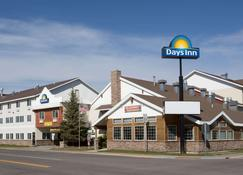 Days Inn by Wyndham West Yellowstone - West Yellowstone - Κτίριο
