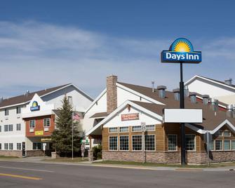 Days Inn by Wyndham West Yellowstone - West Yellowstone - Edificio