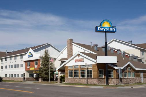 Days Inn by Wyndham West Yellowstone - West Yellowstone - Rakennus