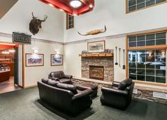 Days Inn by Wyndham West Yellowstone - West Yellowstone - Lounge