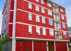 Internazionale Hotel Restaurant - Ayacucho - Building