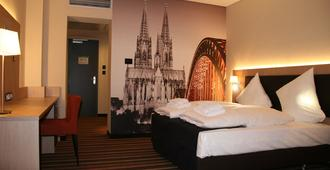 Hotel Fortune - Cologne - Bedroom