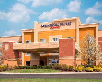 SpringHill Suites by Marriott Midland - Midland - Gebouw