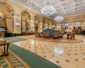 Omni William Penn Hotel - Pittsburgh - Lobby