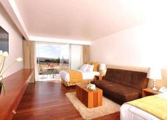 Hotel Hacienda Cantalagua Golf - Contepec - Bedroom