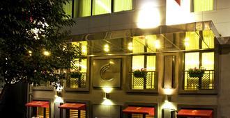 Carina Park Suites Nisantasi - Istanbul - Gebäude