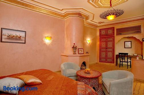 阿莉達摩洛哥傳統庭院住宅 - 馬拉喀什 - 客廳