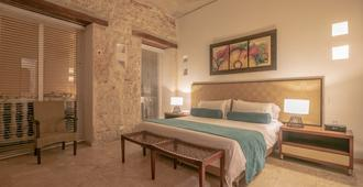 Casa Claver Loft Boutique Hotel - Cartagena - Bedroom