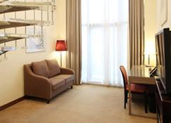 Prudential Hotel - Hongkong - Vardagsrum