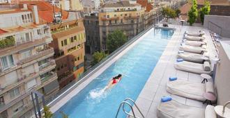 Ohla Eixample - Barselona - Havuz