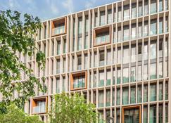 Ohla Eixample - Barcelona - Rakennus
