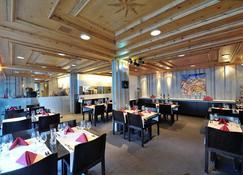 Hotel Sommerau - Chur - Restaurang