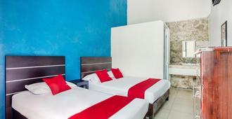 Hotel Casona Poblana - פואבלה - חדר שינה