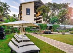 Novotel Goa Resort and Spa - Candolim - Innenhof