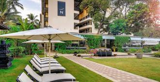 Novotel Goa Resort and Spa - Candolim - Patio