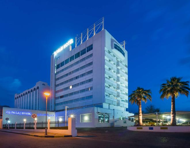 Al Falaj Hotel - Masqat - Rakennus