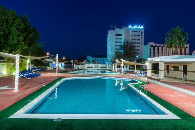 Al Falaj Hotel - Masqat - Uima-allas