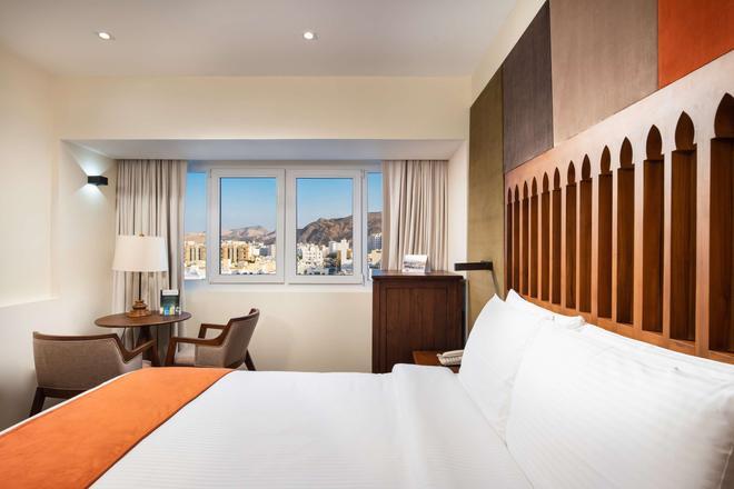 Al Falaj Hotel - Muscat - Bedroom