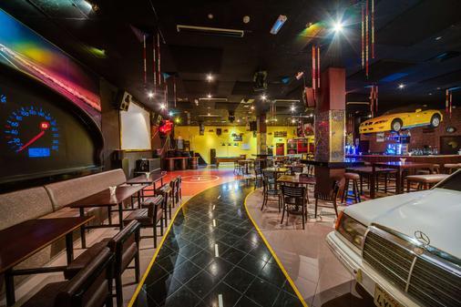 Al Falaj Hotel - Muscat - Bar