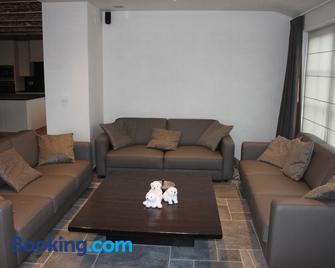 De Landweg - Tielt (West-Vlaanderen) - Living room