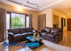 Blueberry Service Apartments - Hyderabad - Bedroom