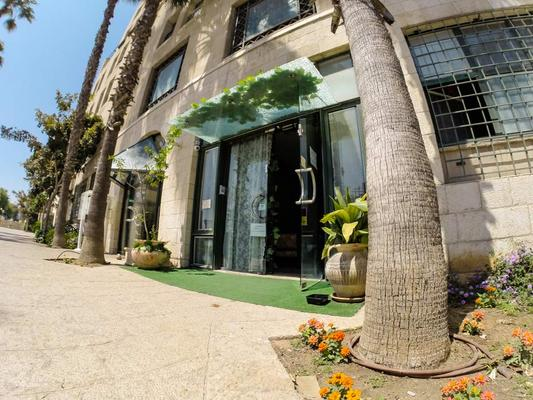 Milk & Honey Hostel - Tel Aviv - Rakennus