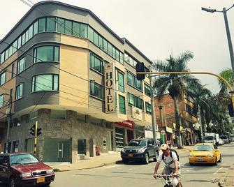 hotel santa monica - Fusagasuga - Building