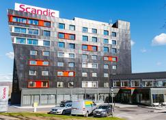 Scandic Elmia - Jönköping - Building