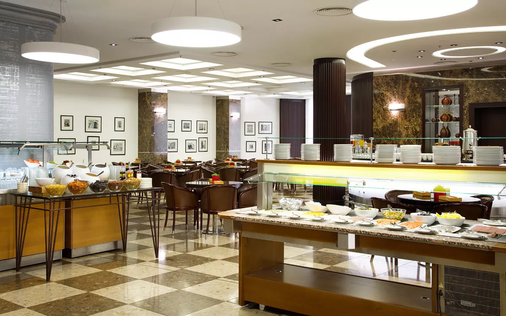 Azimut Hotel Olympic Moscow - Moscow - Buffet