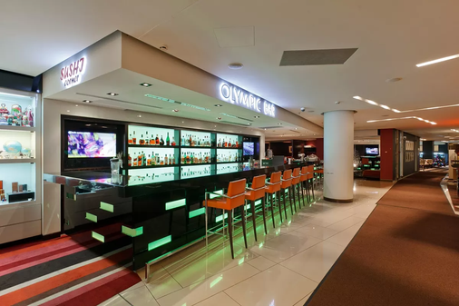 Azimut Hotel Olympic Moscow - Moscow - Bar