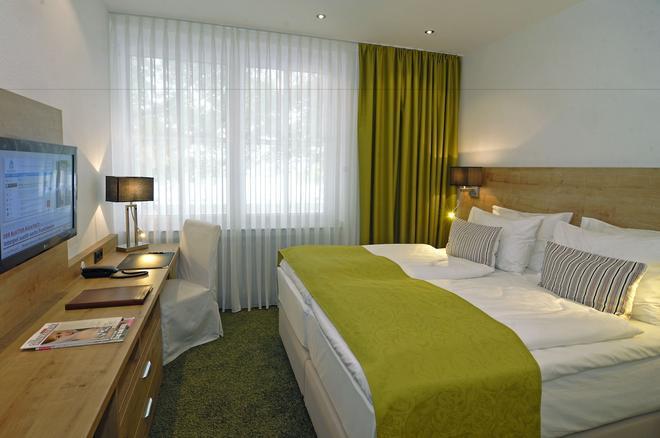 Hotel Allegro - Cologne - Bedroom