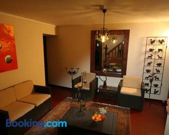 Mas Manyaques - Prats-de-Mollo-la-Preste - Living room