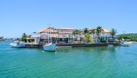 Hotel Residencial Portoveleiro - Cabo Frio - Toà nhà