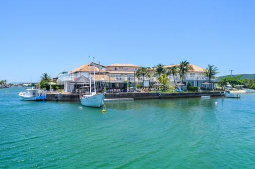 Hotel Residencial Portoveleiro - Cabo Frio - Rakennus