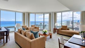 Trump International Hotel Waikiki - Honolulu - Living room