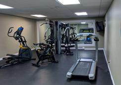 Best Western Swan Castle Inn - Cochrane - Fitnessbereich