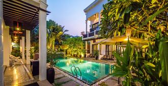 Mulberry Boutique Hotel - Siem Reap - Pool