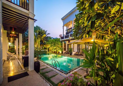 Mulberry Boutique Hotel - Siem Reap - Πισίνα