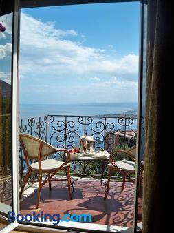 Taormina Park Hotel - Taormina - Balcony
