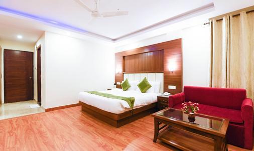 Treebo Trend Nand Residency - Mussoorie - Bedroom